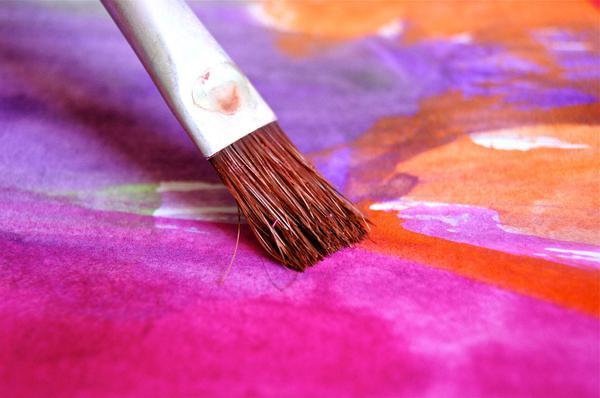 duży obraz do samodzielnego malowania