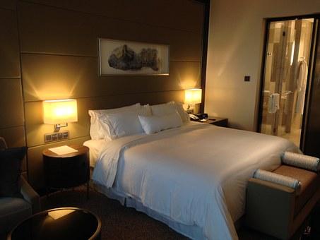 kołdra hotelowa
